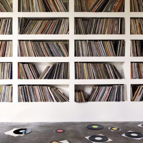 Vinyl Schallplatten Shop