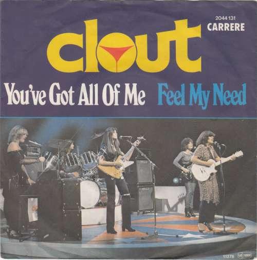 Clout-You-039-ve-Got-All-Of-Me-7-034-Single-Vinyl-Schallplatte-6677