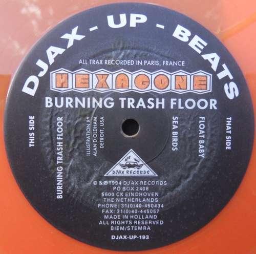 Hexagone-Burning-Trash-Floor-12-034-Ora-Vinyl-Schallplatte-101530