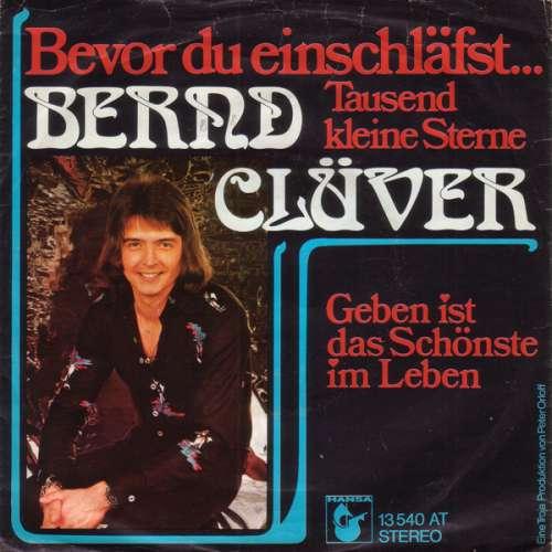 Bernd-Cluever-Bevor-Du-Einschlaefst-7-034-Single-Vinyl-Schallplatte-583