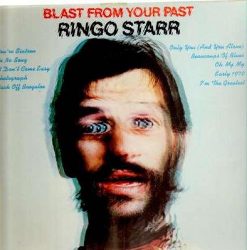 Ringo-Starr-Blast-From-Your-Past-LP-Comp-Vinyl-Schallplatte-40684