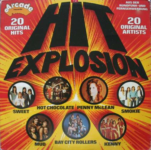 Various - Hit Explosion 2000 Volume 2
