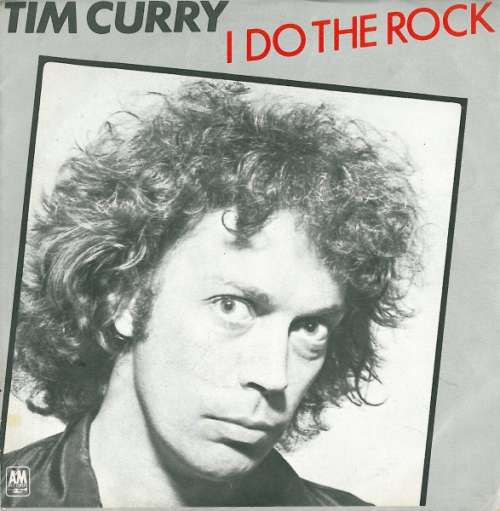 Tim-Curry-I-Do-The-Rock-7-034-Single-Vinyl-Schallplatte-7115