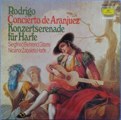 Rodrigo-Siegfried-Behrend-Nicanor-Zabaleta-C-Vinyl-Schallplatte-91538