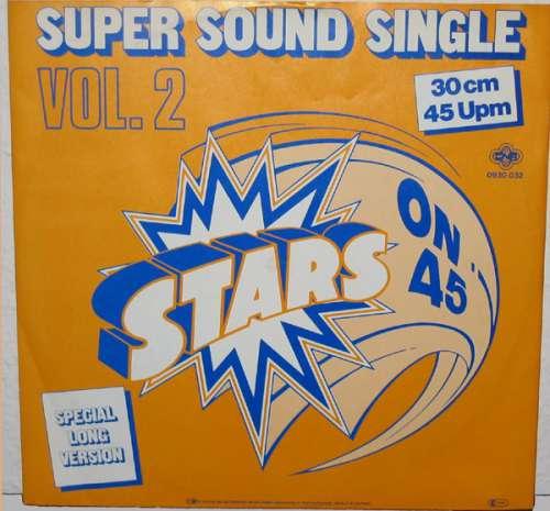 Stars-On-45-Stars-On-45-Vol-2-12-034-Maxi-Vinyl-Schallplatte-108032