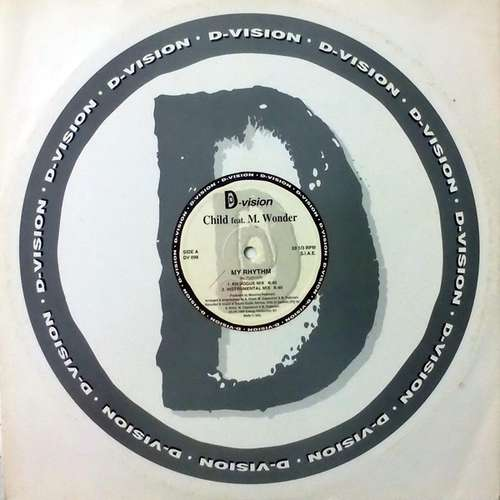 Child-My-Rhythm-12-034-Vinyl-Schallplatte-100223