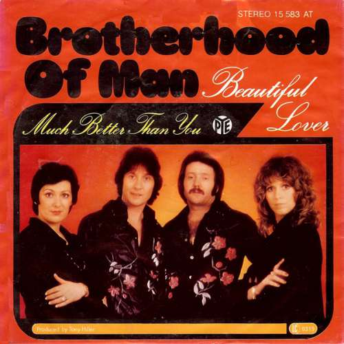 Brotherhood-Of-Man-Beautiful-Lover-7-034-Single-Vinyl-Schallplatte-4564