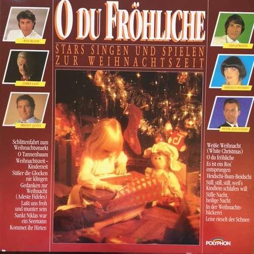 Various-O-Du-Froehliche-Stars-Singen-Und-Spie-Vinyl-Schallplatte-121961