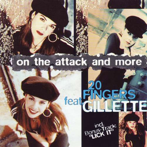 20-Fingers-Feat-Gillette-On-The-Attack-And-More-CD-3642