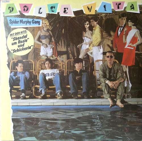 Spider-Murphy-Gang-Dolce-Vita-LP-Album-Vinyl-Schallplatte-109386