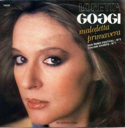 Loretta-Goggi-Maledetta-Primavera-7-034-Vinyl-Schallplatte-7257