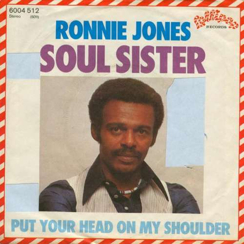 Ronnie-Jones-Soul-Sister-Put-Your-Head-On-My-S-7-034-Vinyl-Schallplatte-3252