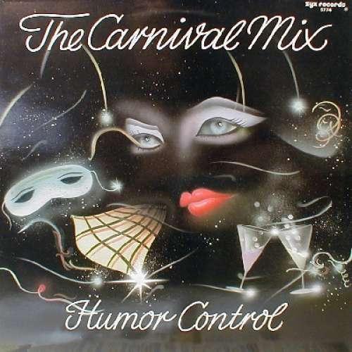 Humor-Control-The-Carnival-Mix-12-034-Maxi-Vinyl-Schallplatte-107513