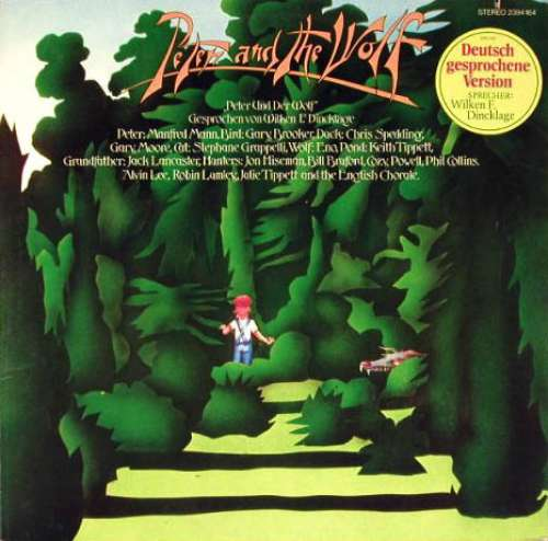 Various-Peter-and-the-Wolf-Peter-et-le-loup-Disque-Vinyle-67976