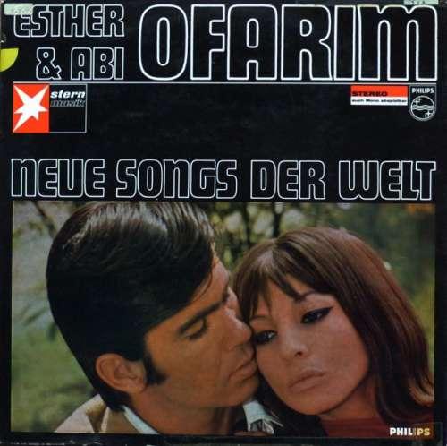 Esther-amp-Abi-Ofarim-Neue-Songs-Der-Welt-LP-Al-Vinyl-Schallplatte-85011