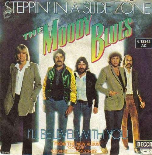 The-Moody-Blues-Steppin-039-In-A-Slide-Zone-7-034-S-Vinyl-Schallplatte-13319