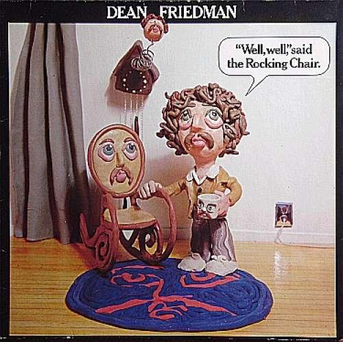 Dean-Friedman-034-Well-Well-034-Said-The-Rocking-Ch-Vinyl-Schallplatte-69356