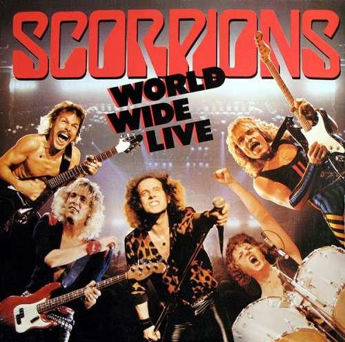 Scorpions-World-Wide-Live-2xLP-Album-Vinyl-Schallplatte-74716