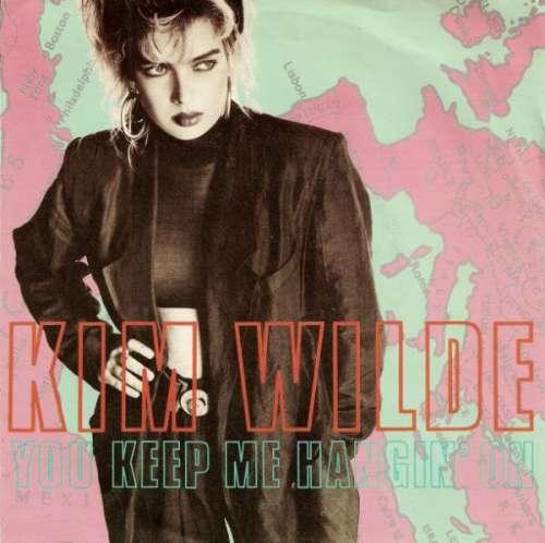 Kim-Wilde-You-Keep-Me-Hangin-039-On-7-034-Single-Vinyl-Schallplatte-9870