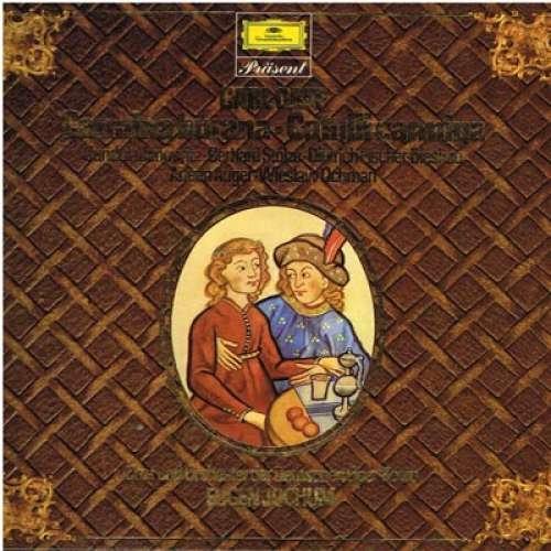 Carl-Orff-Gundula-Janowitz-Gerhard-Stolze-Di-Vinyl-Schallplatte-71926