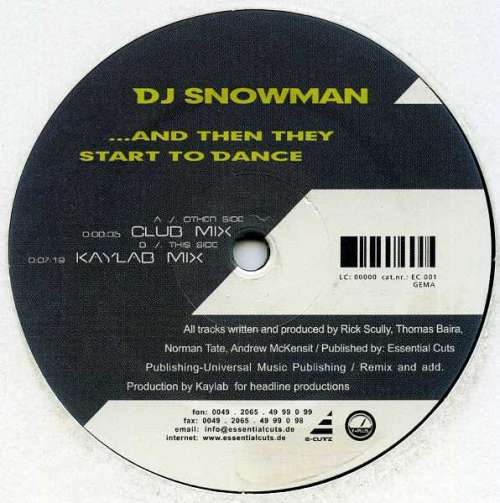 DJ-Snowman-And-Then-They-Start-To-Dance-12-Vinyl-85335