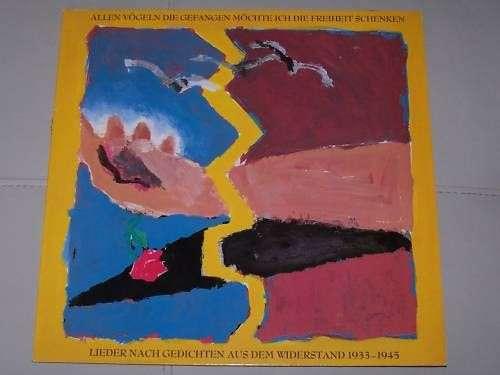 Various-Allen-Voegeln-Die-Gefangen-Moechte-Ich-Di-Vinyl-Schallplatte-93988