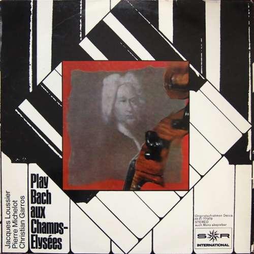 Jacques-Loussier-Pierre-Michelot-Christian-Garr-Vinyl-Schallplatte-82376