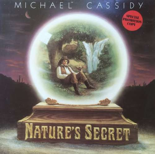 Michael-Cassidy-Nature-039-s-Secret-LP-Album-Pro-Vinyl-Schallplatte-92387