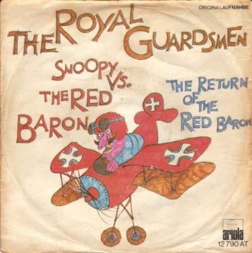 The-Royal-Guardsmen-Snoopy-vs-The-Red-Baron-7-7-034-Vinyl-Schallplatte-3150