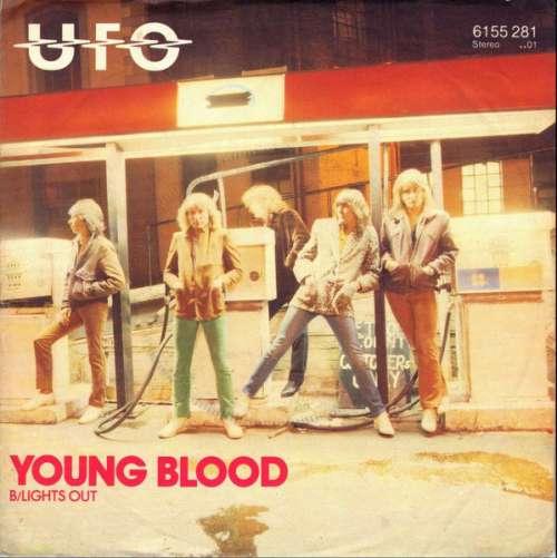 UFO-Young-Blood-7-034-Single-Vinyl-Schallplatte-10579