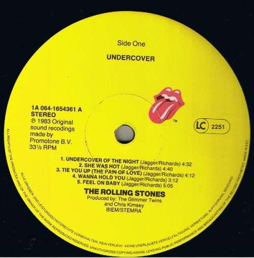 The Rolling Stones Undercover Lp Album Vinyl