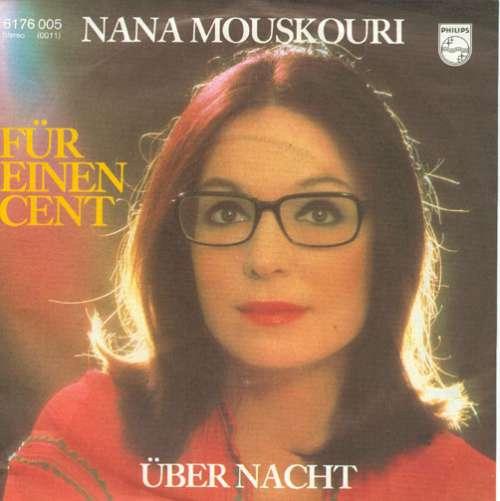 Nana-Mouskouri-Fuer-Einen-Cent-Uber-Nacht-7-034-Vinyl-Schallplatte-10801