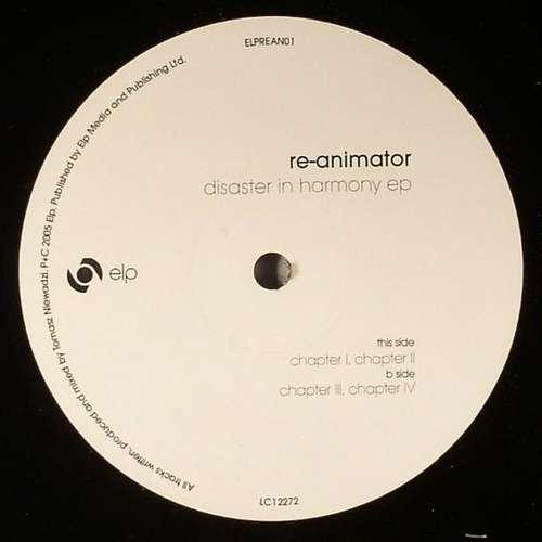 Re-Animator-Disaster-In-Harmony-EP-12-034-Vinyl-Schallplatte-111444