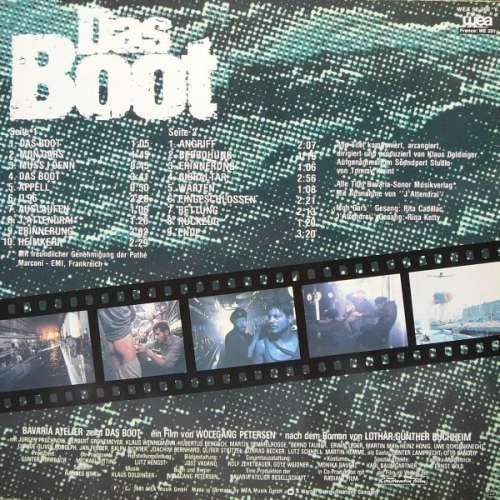 Klaus Doldinger Das Boot The Boat Original Motion Picture Soundtrack