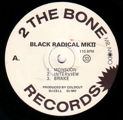 Black-Radical-MKII-Monsoon-12-034-Vinyl-Schallplatte-95530