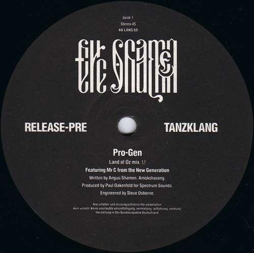 The-Shamen-Pro-Gen-12-034-Promo-Vinyl-Schallplatte-97861