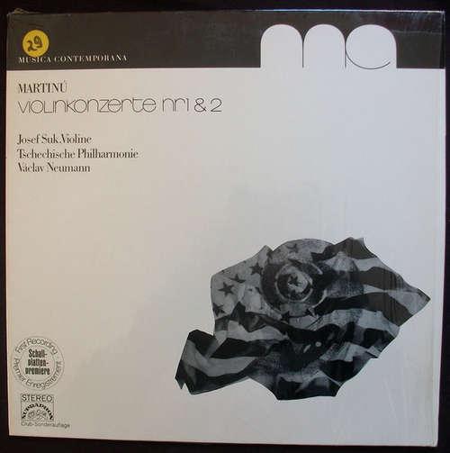 Bild Martinů*, Josef Suk - Violinkonzerte Nr.1 & 2 (LP, Club) Schallplatten Ankauf