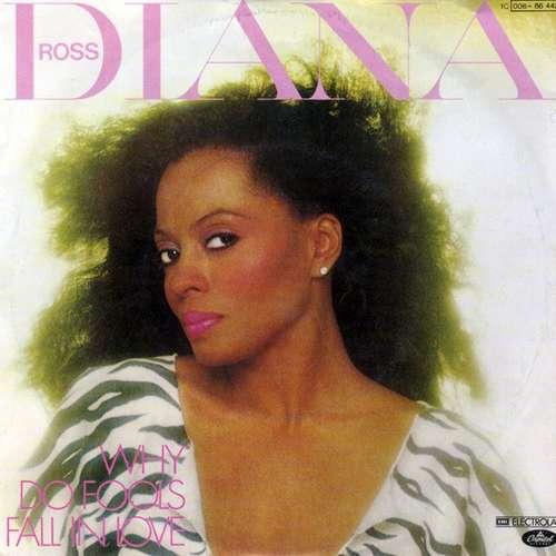 Cover zu Diana Ross - Why Do Fools Fall In Love (7, Single) Schallplatten Ankauf