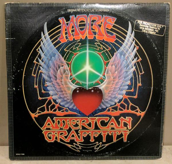 Bild Various - Original Motion Picture Soundtrack - More American Graffiti (2xLP, Comp, Gat) Schallplatten Ankauf