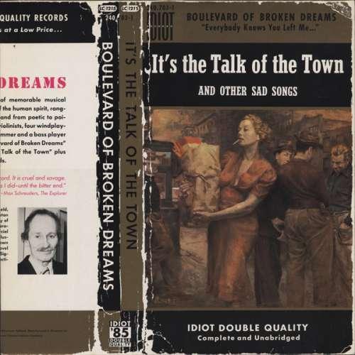 Bild Boulevard Of Broken Dreams* - It's The Talk Of The Town (And Other Sad Songs) (LP, Album) Schallplatten Ankauf