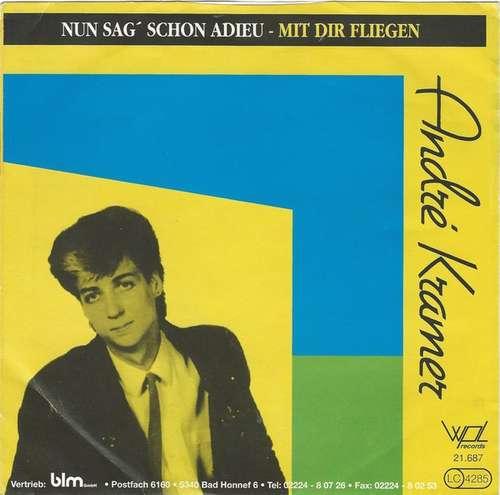 Bild André Kramer (2) - Nun Sag' Schon Adieu (7, Single) Schallplatten Ankauf