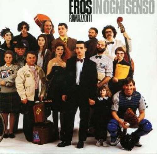 Cover zu Eros Ramazzotti - In Ogni Senso (LP, Album) Schallplatten Ankauf