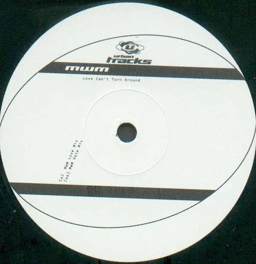 Bild MWM - Love Can't Turn Around (12, Promo) Schallplatten Ankauf