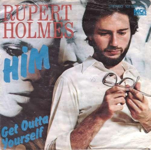 Bild Rupert Holmes - Him (7, Single, RP) Schallplatten Ankauf