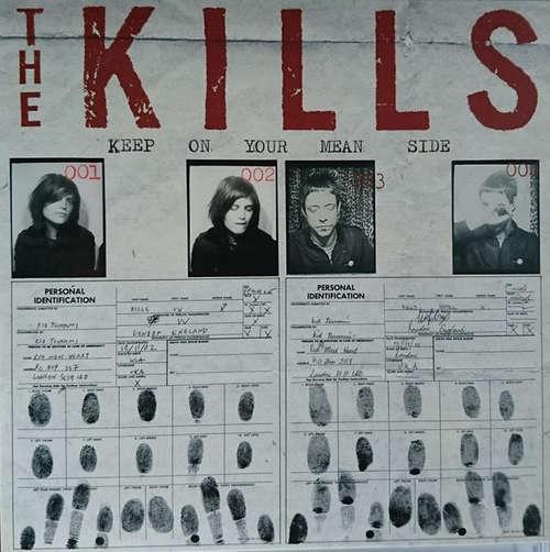 Cover The Kills - Keep On Your Mean Side (LP, Album, 180) Schallplatten Ankauf