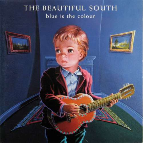 Bild The Beautiful South - Blue Is The Colour (CD, Album) Schallplatten Ankauf
