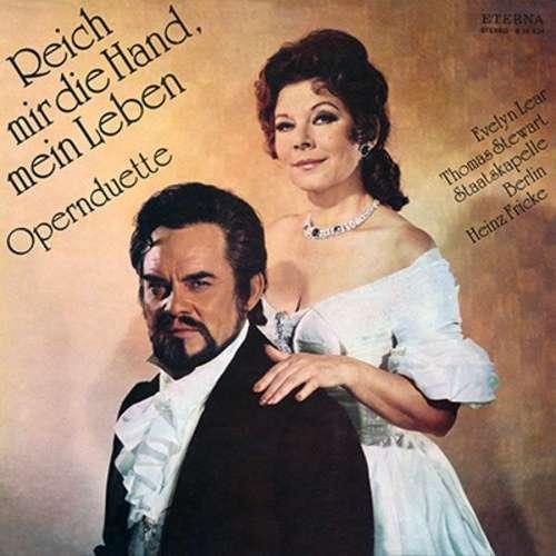 Bild Wolfgang Amadeus Mozart, Giuseppe Verdi, Richard Strauss - Reich Mir Die Hand, Mein Leben - Opernduette (LP) Schallplatten Ankauf