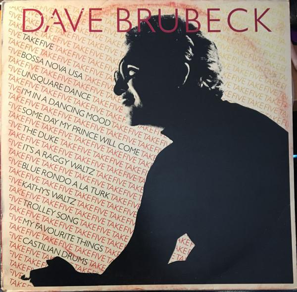 Cover Dave Brubeck - Take Five (LP, Comp) Schallplatten Ankauf