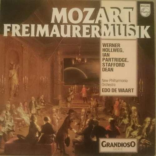 Bild Mozart*, Werner Hollweg, New Philharmonia Orchestra, The Ambrosian Singers, Edo de Waart - Freimaurermusik (LP) Schallplatten Ankauf