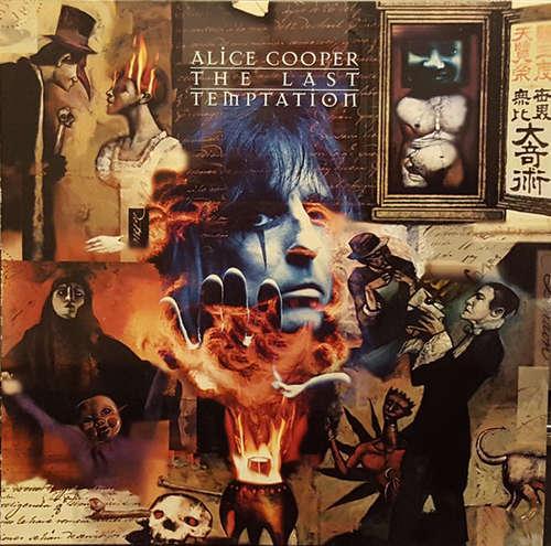 Cover Alice Cooper (2) - The Last Temptation (LP, Album) Schallplatten Ankauf